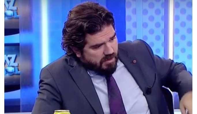 Rasim Ozan Kütahyalı'nın Beyaz TV'deki görevine son verildi