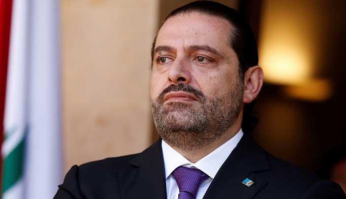 Saad Hariri ailesi ile birlikte Fransa'ya gitti