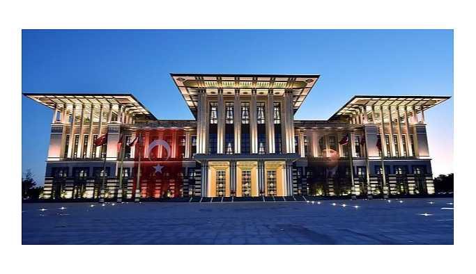 Saray'da  hastane ve 'çeşnici' hizmetleri için 2 milyon 160 bin 927 lira harcandı!