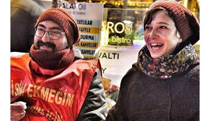 Savcı, Nuriye Gülmen'in 'terör örgütü' üyeliğinden cezalandırılmasını istedi