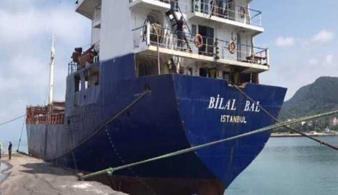 Şile Açıklarında Batan Gemiden Acı Haber