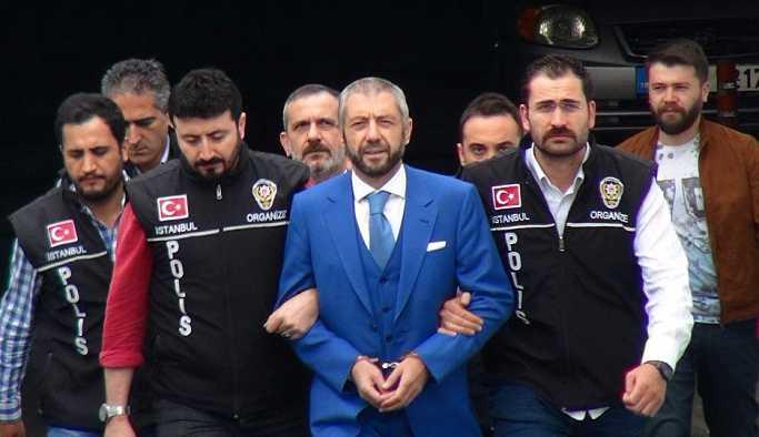 Suç örgütü lideri Sedat Şahin yeniden tutuklandı