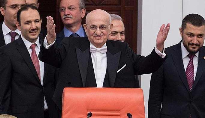 TBMM Başkanı İsmail Başkanı Kahraman, bir yılda 2.7 milyon liralık hediye dağıttı