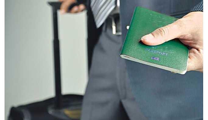 Yeşil pasaport için flaş karar