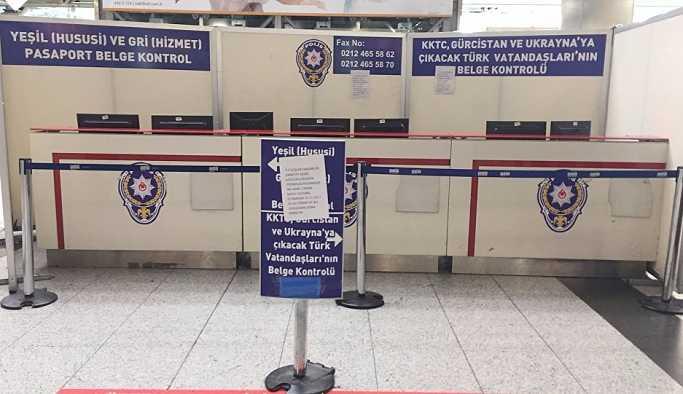 Yeşil pasaportlar için onay yazısı zorunluluğu kalktı