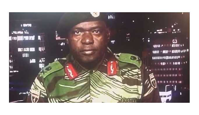 Zimbabve ordusu devlet televizyonunu ele geçirdi