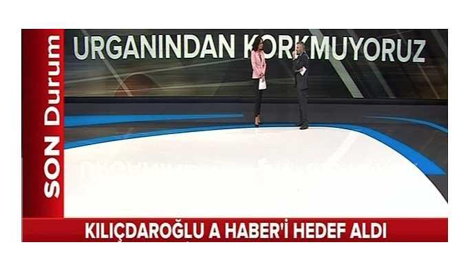 A Haber'den Kılıçdaroğlu'na: Yağlı urganından korkmuyoruz!