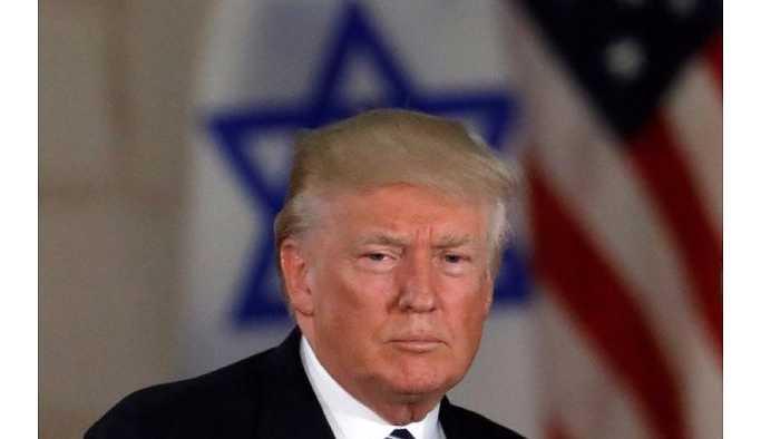 ABD Başkanı Donald Trump, Kudüs'le ilgili açıklamada bulundu.