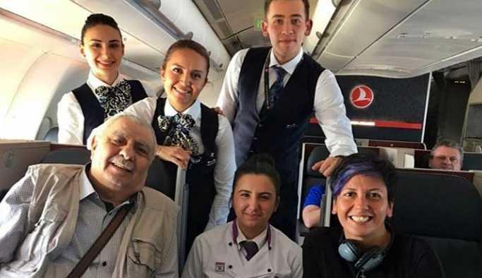 Arif Sağ, tedavisinin ardından Türkiye'ye döndü.