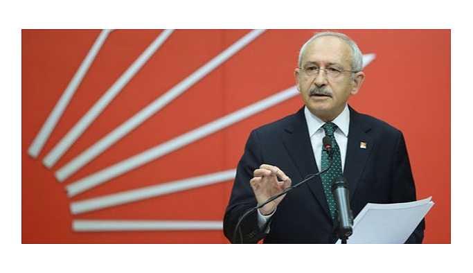 AYM  Kılıçdaroğlu'nun başvurusunu reddetti