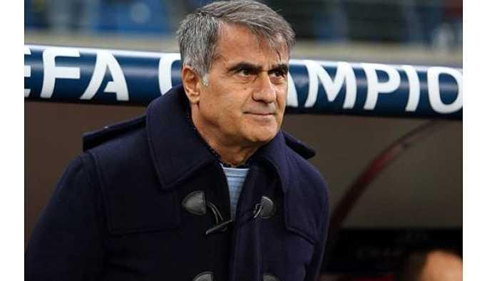 Beşiktaş Teknik Direktörü Şenol Güneş'e saldırı iddiası
