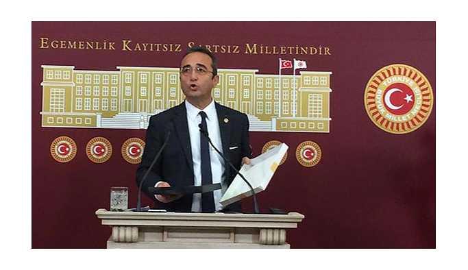 CHP para transferi iddiasıyla ilgili belgeleri basına dağıttı