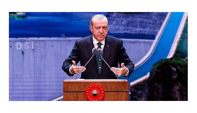 Erdoğan'dan ABD'deki mahkemeye sert sözler