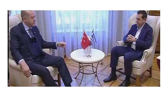 """Erdoğan, """"Keşke Rum vatandaşlarımız göç etmeseydi"""""""