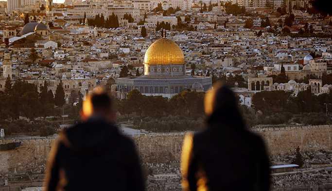 Filistinliler üç günlük öfke ilan etti, İsrail ordusunun eli tetikte