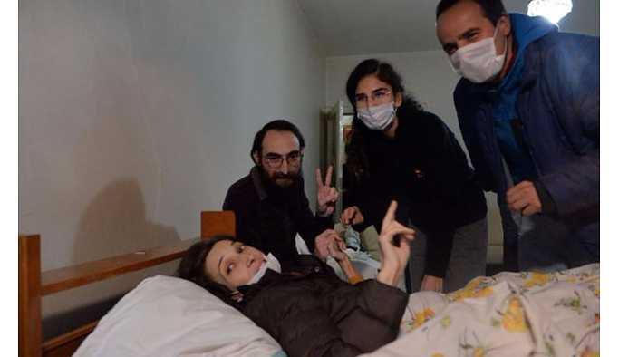 Gülmen'i gören doktor Benan Koyuncu, 'Durumu kritik'