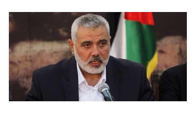 """Hamas lideri Haniye'den """"yeni intifada"""" çağrısı"""