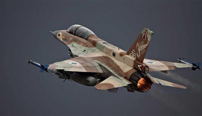 İsrail, İran'ın Suriye'deki üssünü vurdu!