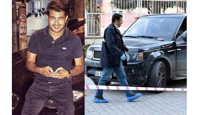 İzmir'de cipte öldürülen genç işadamın katil zanlısı yakalandı