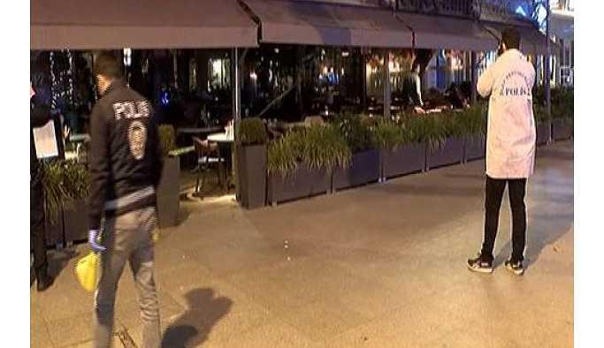 Kadıköy Bağdat Caddesi'nde silahlı saldırı