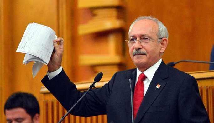 Kemal Kıiıçdaroğlu,  'bomba belge'yi bugün açıklayacak