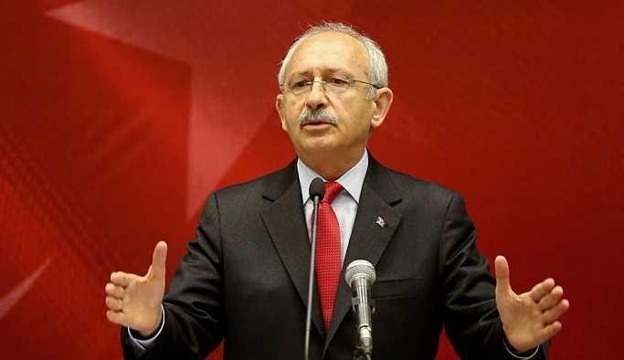 Kemal Kılıçdaroğlu: Erdoğan'a salı gününe kadar izin veriyorum