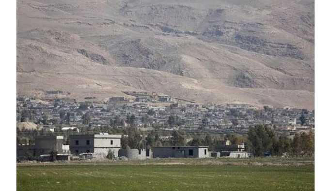 Mahmur kampında büyük patlama meydana geldi