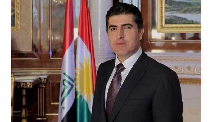 (IKBY) Başbakanı Neçirvan Barzani Türkiye'ye geldi
