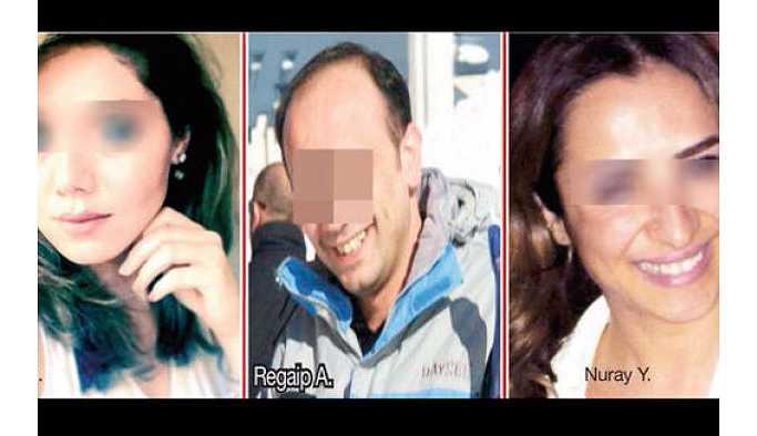 Rıza Sarraf'ın 3'ü kadın 7 çalışanı gözaltına alındı