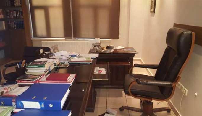 Selahattin Demirtaş'ın avukatının bürosu soyuldu