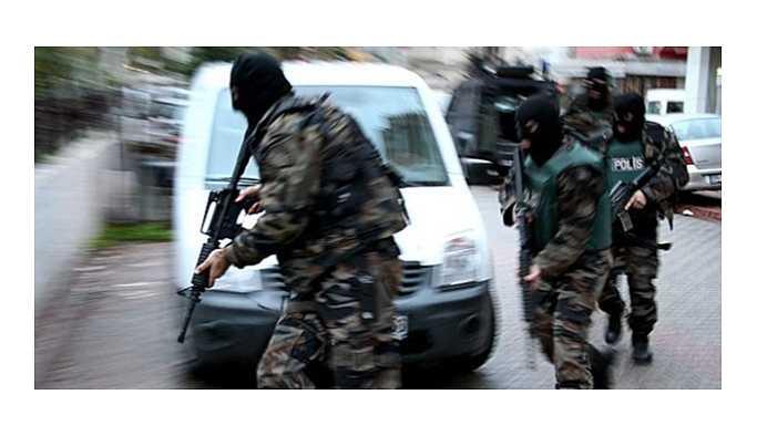 Yılbaşı öncesi IŞİD operasyonu; 20 gözaltı