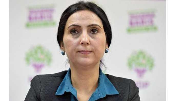 Yüksekdağ'ın tutukluluk halinin devamına karar verildi
