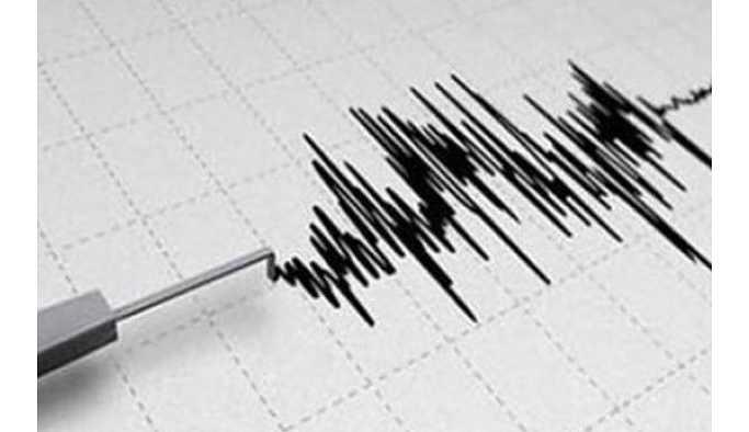 Balıkesir'de deprem