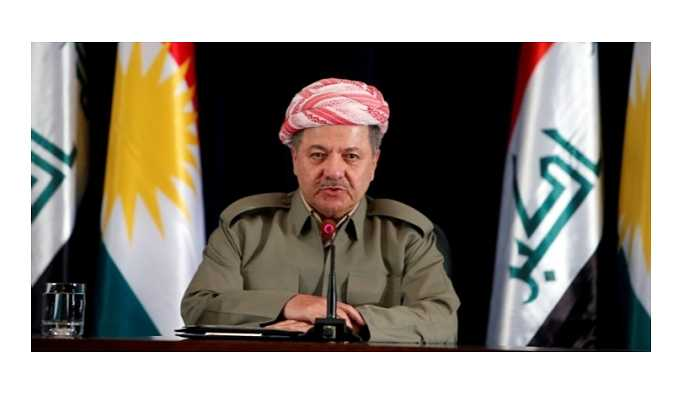 Barzani'den 'Afrin' harekâtı açıklaması