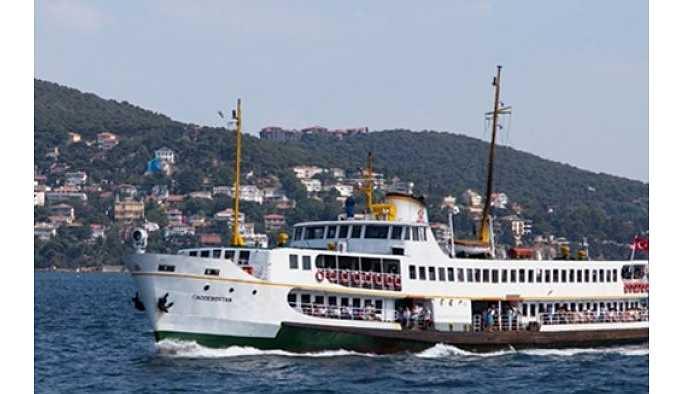 Beşiktaş-Adalar vapur seferleri artık yapılmayacak