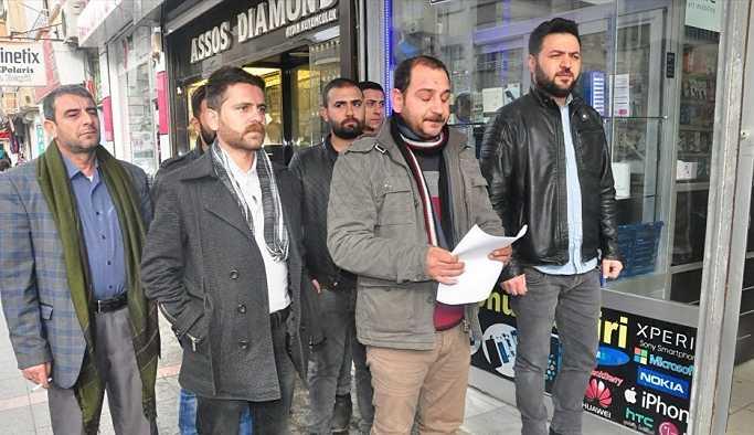 Bir grup MHP üyesi, Afrin operasyonuna katılmak için dilekçe verdi