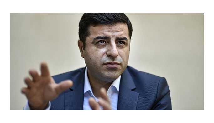 'Demirtaş, aday olmayacak' iddiası