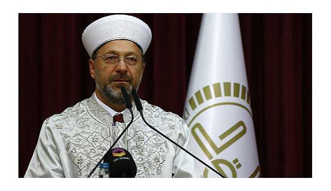 Diyanet İşleri Başkanı Erbaş Cihada devam ediyoruz