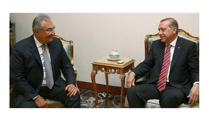 Erdoğan, Deniz Baykal'ı arayarak geçmiş olsun dileklerini iletti