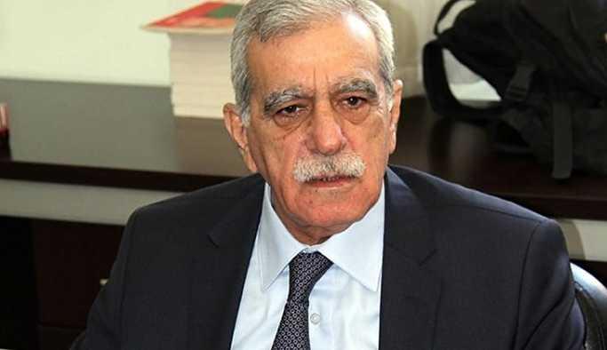 HDP'de eş başkanlık için Ahmet Türk formülü