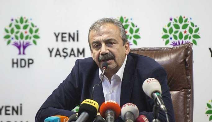 HDP'li Önder: Hasip zihniyeti ancak tükürülecek değersizliktedir