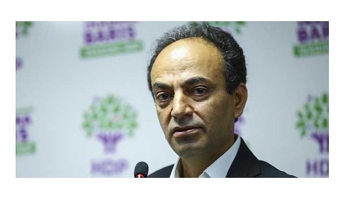 HDP'li Osman Baydemir hakkında soruşturma
