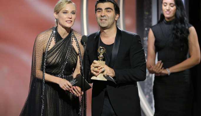 """Fatih Akın  """"In the Fade"""" filmiyle 75. Altın Küre ödülünü aldı"""