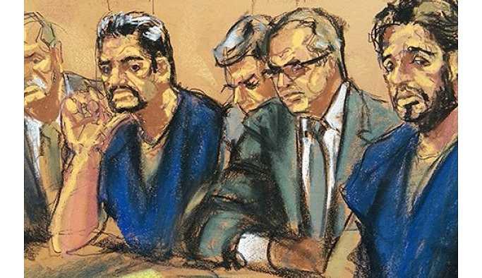 Rıza Sarraf davasında jüriden 'Flaş' karar