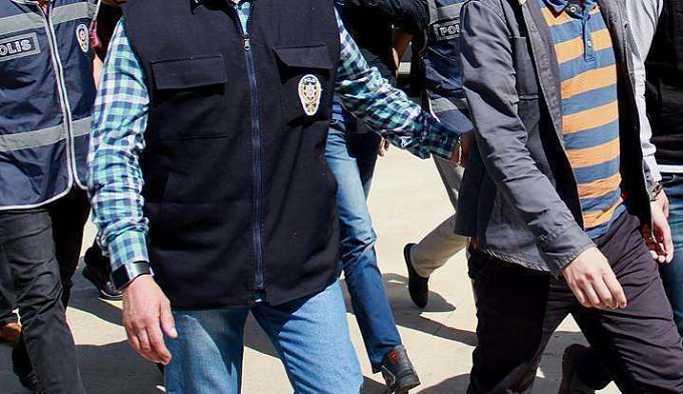 Samsun'da Afrin gözaltıları