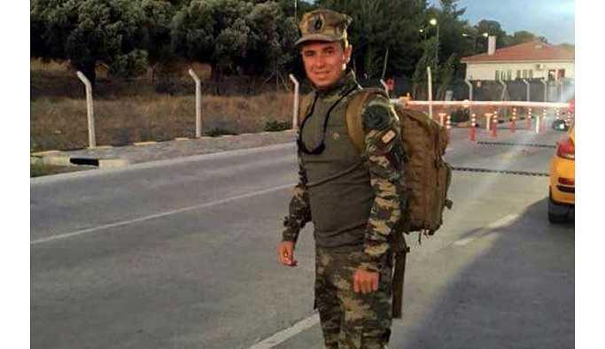 Uzman Çavuş başına dayadığı silahı ateşleyerek intihar etti