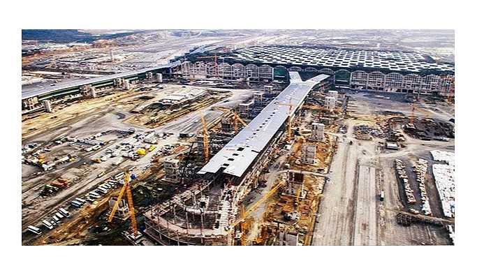 """""""3. havalimanı inşaatında 400 işçi öldü"""" iddiasına ilişkin  açıklama"""