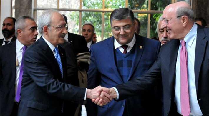 Aday olacağı konuşuluyordu, Kılıçdaroğlu'nu işaret etti