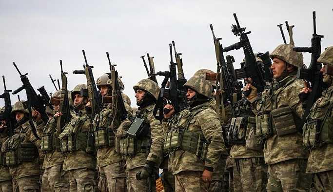 Afrin'de hayatını kaybeden askere 109.000 lira haciz