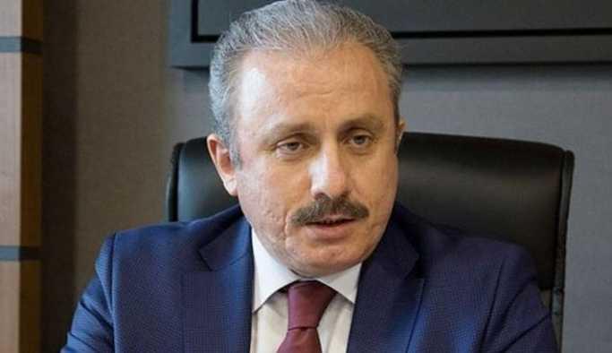 AK Parti Milletvekili Şentop : MHP ile ittifakın süresi 5 yıl